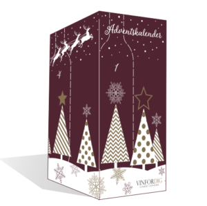 Vin Julekalender - Advents udgaven