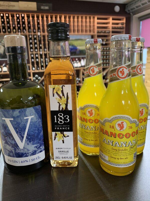 Gin Københavnerstang